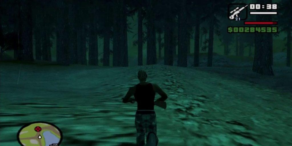 10 пугающих локаций в GTA