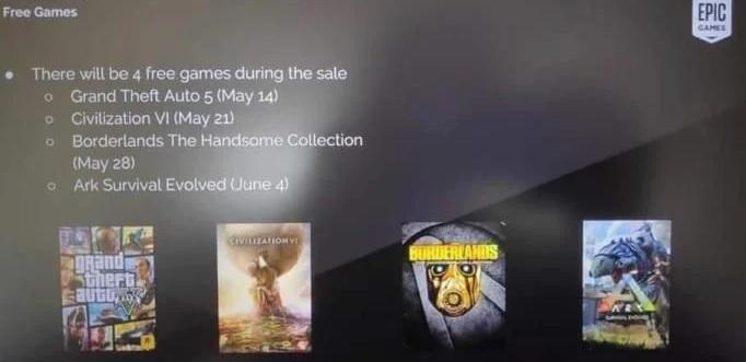 Магазин Epic Games раздал бесплатных игр на сумму более 2000 долларов