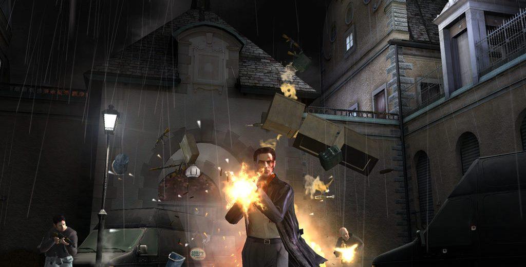 Безумная физика Max Payne 2 снова и снова заставляет заходить в игру