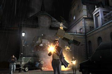 Безумная физика Max Payne 2 снова и снова заставляет заходить в эту игру