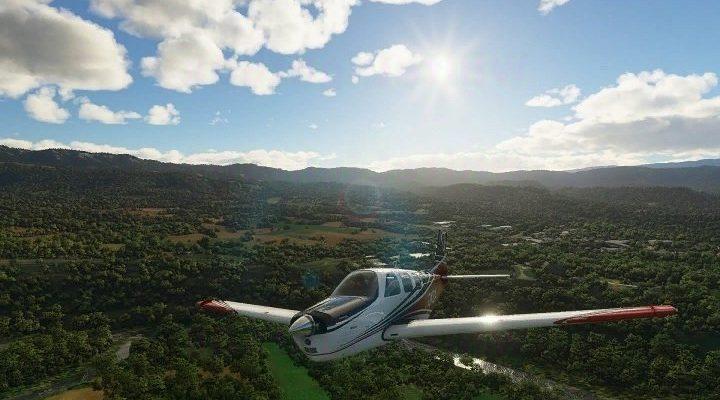 Microsoft Flight Simulator - новые скриншоты из альфа-версии