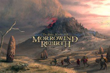 Мод Morrowind Rebirth получил большое обновление к восемнадцатилетию оригинальной игры