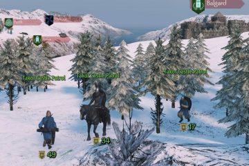 Мод для Bannerlord позволит создавать антибандитские патрули