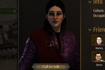 Мод для Mount & Blade 2: Bannerlord добавляет в игру мобильный телефон