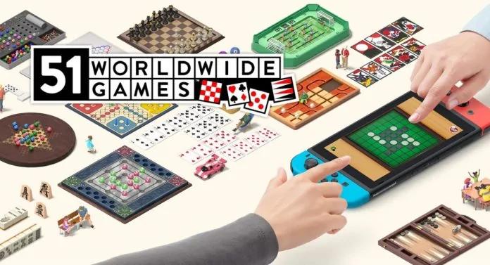 На Switch выйдет картридж со сборником из 51 игры