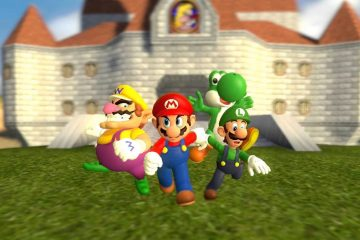 Nintendo удаляет фанатскую версию Super Mario 64