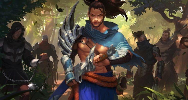 Нового героя для Legends of Runeterra создадут в прямом эфире