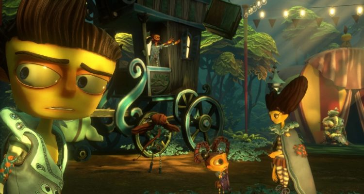 Новый геймплей из Psychonauts 2 будет представлен в июле