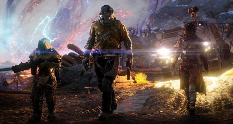 Outriders - новые подробности и свежий геймплей