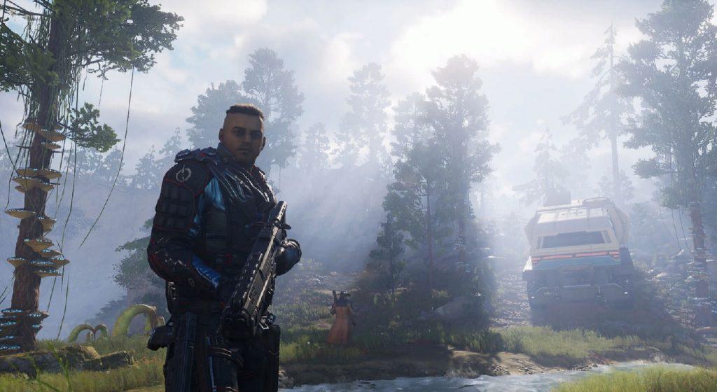 Outriders - новые скриншоты и анонс презентации геймплея