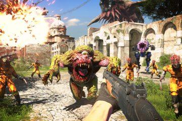 Serious Sam 4 грозится разместить сразу 100000 врагов на экране