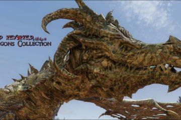 Создатель The Witcher 3 HD Reworked выпускает новый графический мод для Skyrim Special Edition
