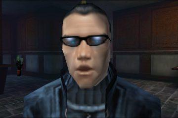 Женский туалет в Deus Ex