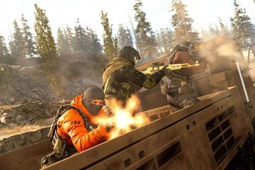 Создатели CoD Warzone тайком удалили контракт