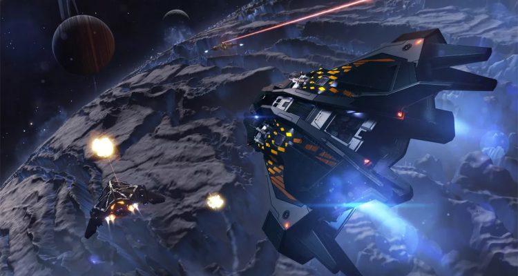 Создатели Elite Dangerous поделились планами на ближайшие три года