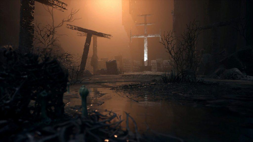 Создатели The Medium поделились подробностями об игре