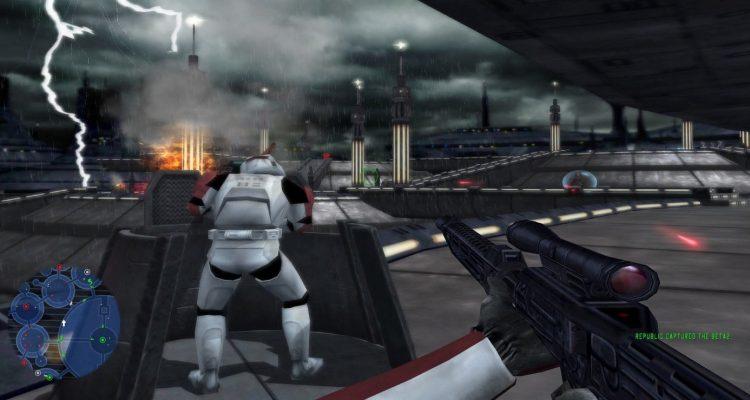 Star Wars Battlefront вновь получил официальную поддержку