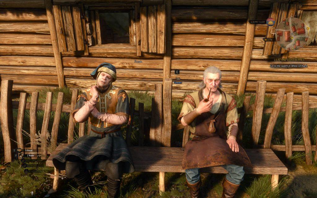 Мод для The Witcher 3 добавляет головы и движения губ лучшего качества