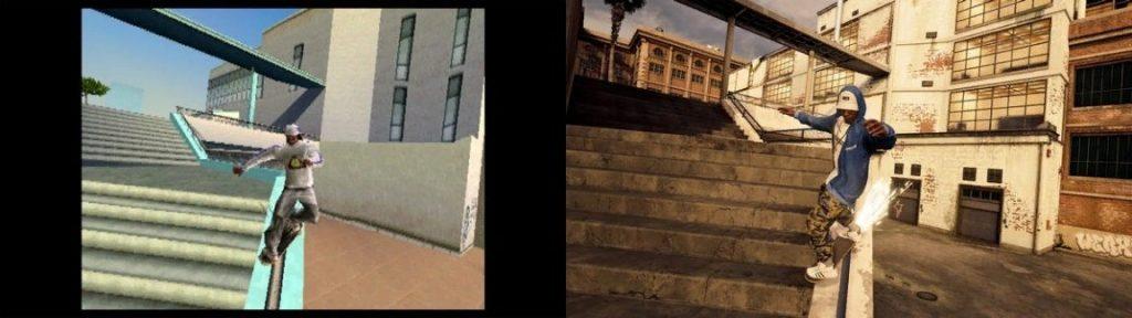 Tony Hawk Pro Skater 1+2 Remastered - сравнение с оригиналом и информация о саундтреке