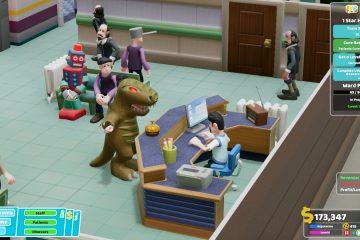 """Как открыть все уровни в DLC """"Bigfoot"""" для Two Point Hospital"""