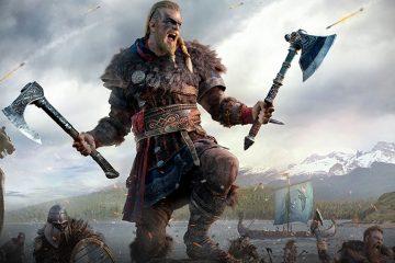 В Assassin's Creed Valhalla вы поведёте клан викингов в англосаксонскую Британию