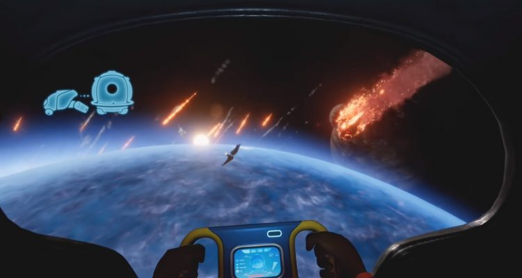 В Subnautica: Below Zero добавили обновленную историю, новую игровую механику и снежки