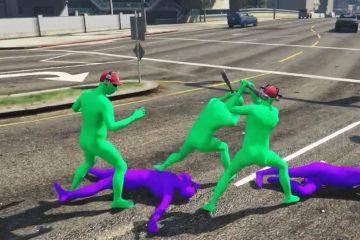 Война инопланетян в GTA Online приняла новый оборот