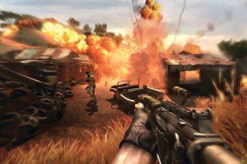 Пожары в Far Cry 2