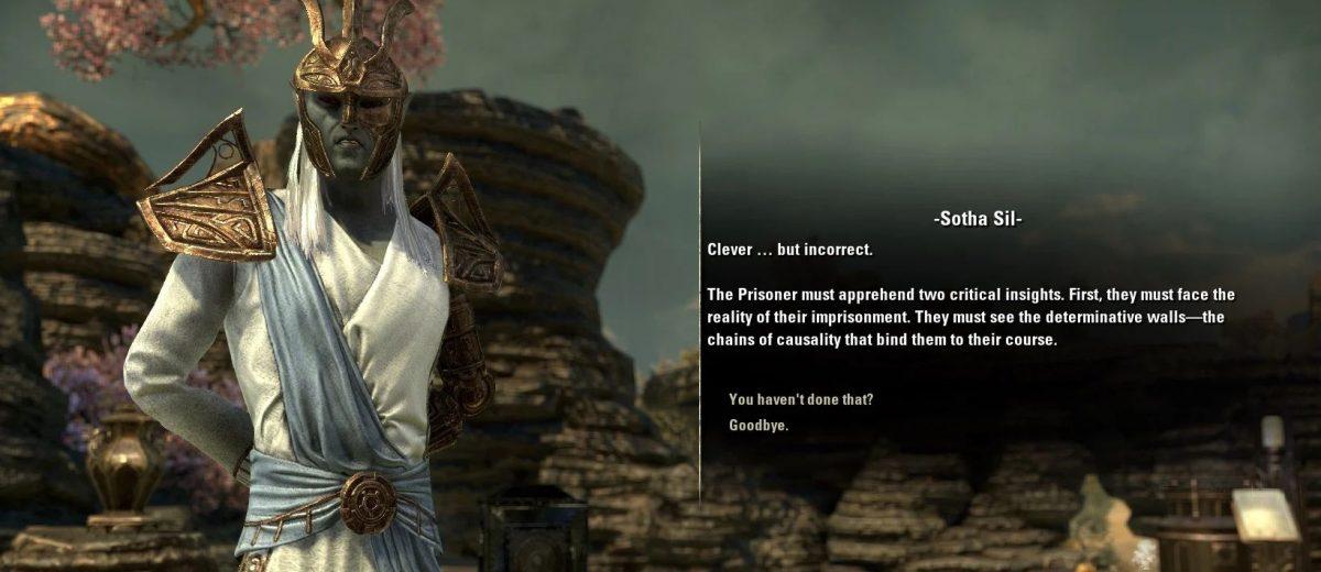 3 способа заречься от тюрьмы в начале Elder Scrolls 6