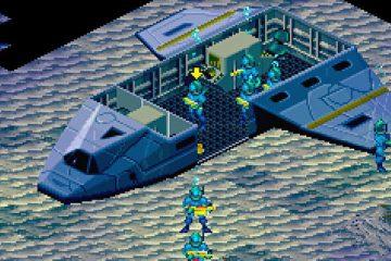 Играли ли вы... в X-COM: Terror From The Deep?