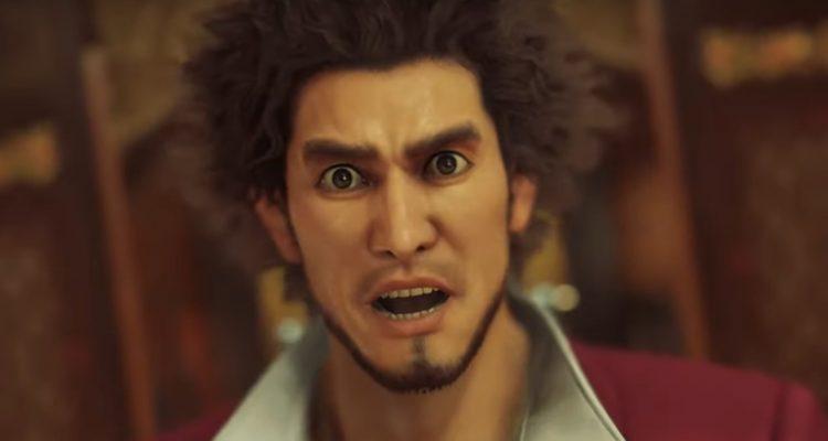 Yakuza: Like a Dragon возможно будет выходить в Steam