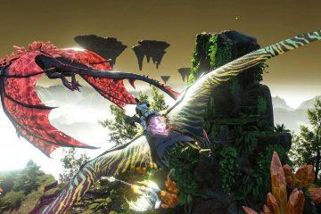 ARK: Survival Evolved бесплатно в магазине Epic Games