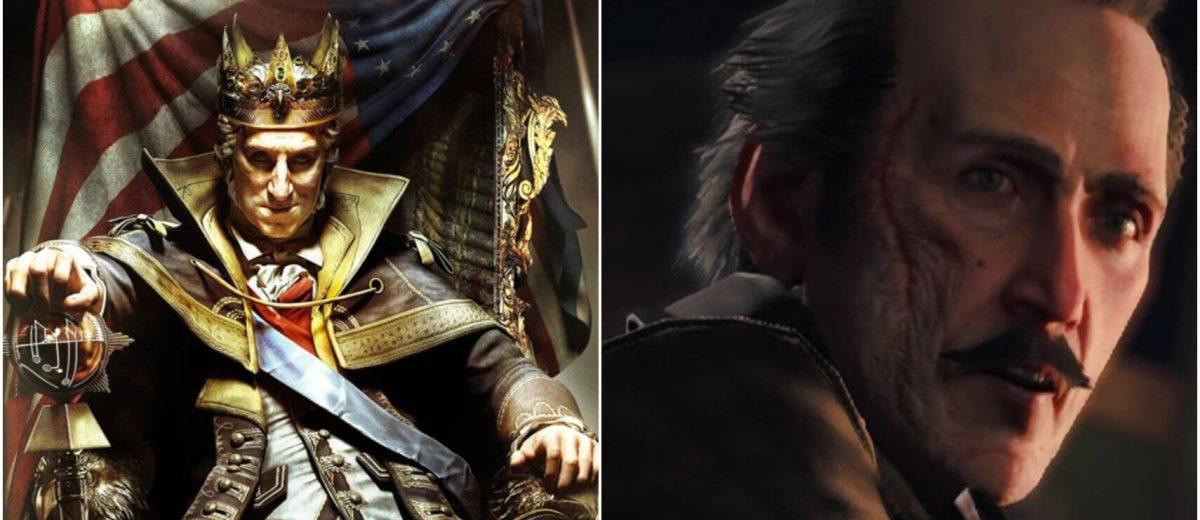 Assassin's Creed: рейтинг 10 лучших злодеев серии