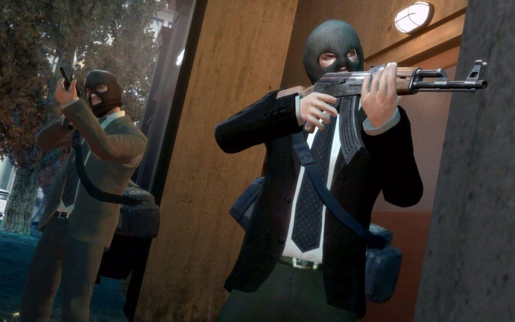 15 лучших миссий-ограблений в играх
