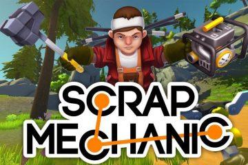 Лучшие моды для Scrap Mechanic
