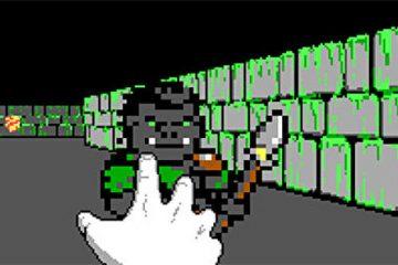 Вы играли в… Catacomb 3-D?