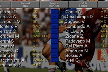 Играли ли вы в... Championship Manager 2 Italia?