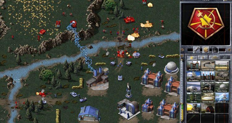 Command & Conquer Remastered Collection выходит в релиз