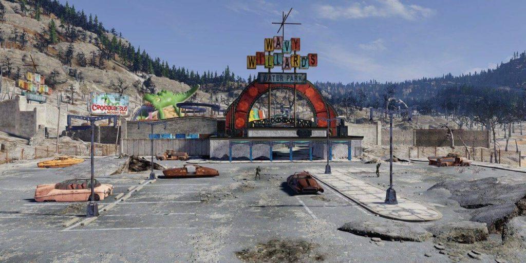 Fallout 76: рейтинг 10 самых жутких локаций в игре