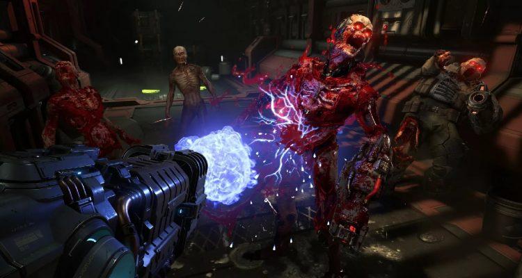 Doom Eternal получил новые карты и графику оригинала