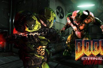 Doom Eternal Slayer превращает Doom 2 в игру от третьего лица в стиле hack-n-slash