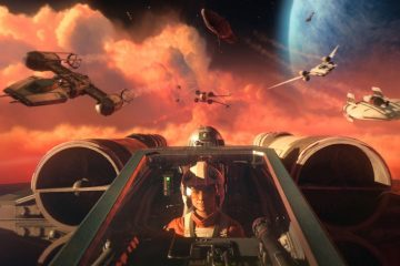 EA анонсировала Star Wars Squadrons, игру о космических сражениях