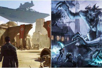 Все игры этого поколения, которые отменили EA