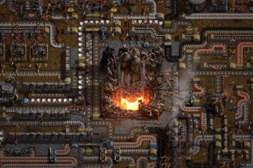 Factorio боится конкуренции с Cyberpunk 2077