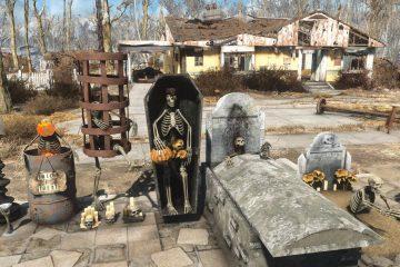 Подготовьте свои поселения в Fallout 4 к Хэллоуину с этим модом