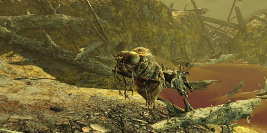 Fallout: 10 самых жутких насекомых-мутантов