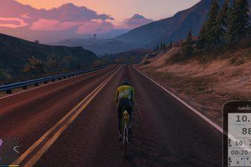 Прокатиться по Лос-Сантосу с велосипедным геймпадом для GTA 5