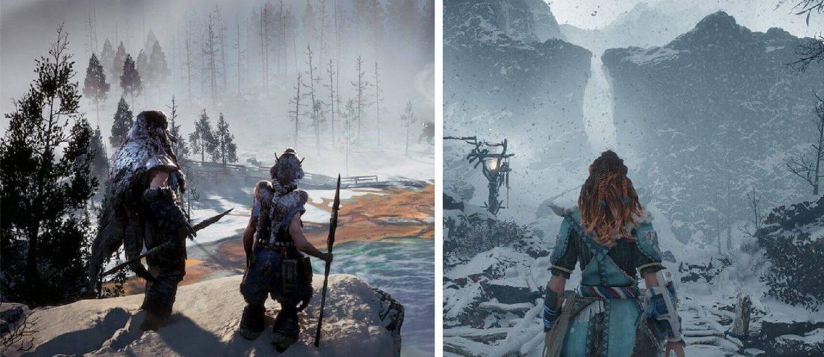 Horizon Zero Dawn: 10 вещей, которые многие упустили в The Frozen Wilds