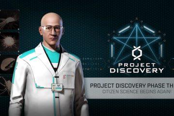 Игроки EVE Online помогут учёным исследовать COVID-19