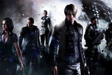 Игры серии Resident Evil получили нормальные названия в Steam